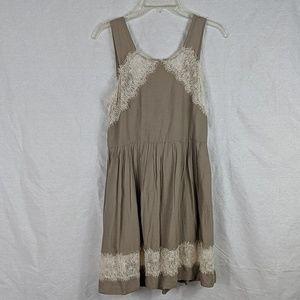Free People Lightweight Lace Dress